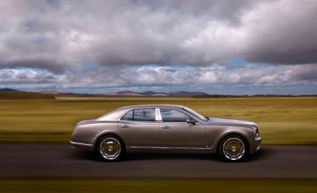 Bentley sales beating recession