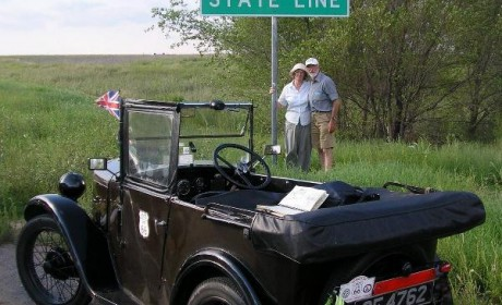 Austin Seven sweethearts celebrate two major anniversaries