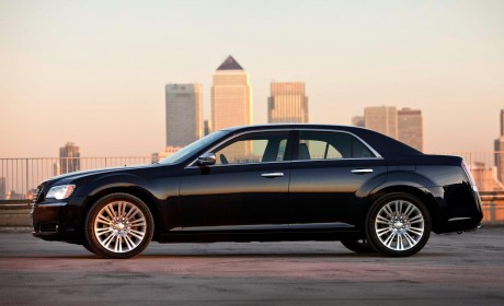 Chrysler relaunches brand in UK with £10 million advertising campaign