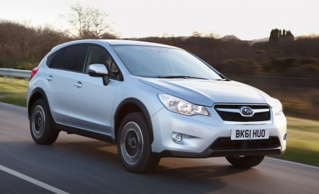 Subaru announces prices for new XV crossover