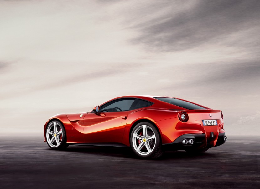 The Ferrari F12Berlinetta – the fastest Ferrari ever built
