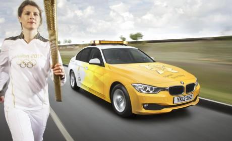 BMW London 2012 Olympic fleet unveiled