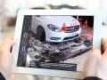 Mercedes release new B-Class iPad app