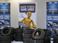 TyreSafe's alarming investigation found 98 per cent of part worn tyres were being sold illegally