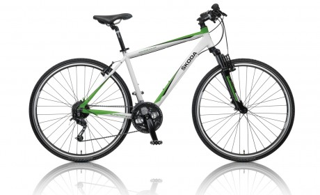 New race look bike range from Škoda