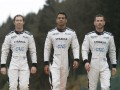 All British driver line-up for Le Mans Nick Leventis Danny Watts and Jonny Kane