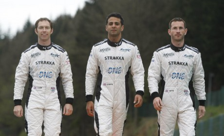 All-British driver line up ready for Le Mans