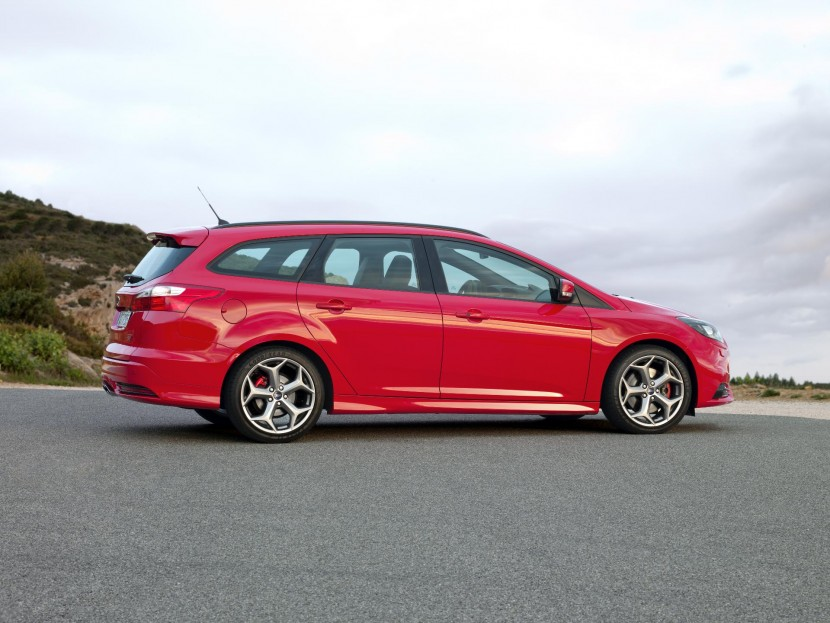 New Focus ST prices released