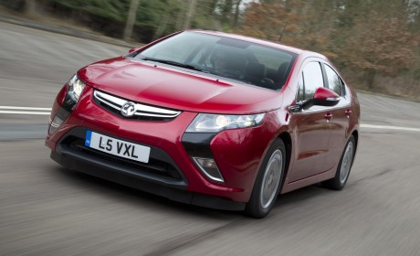 Another hat trick at Fleet Awards for Vauxhall