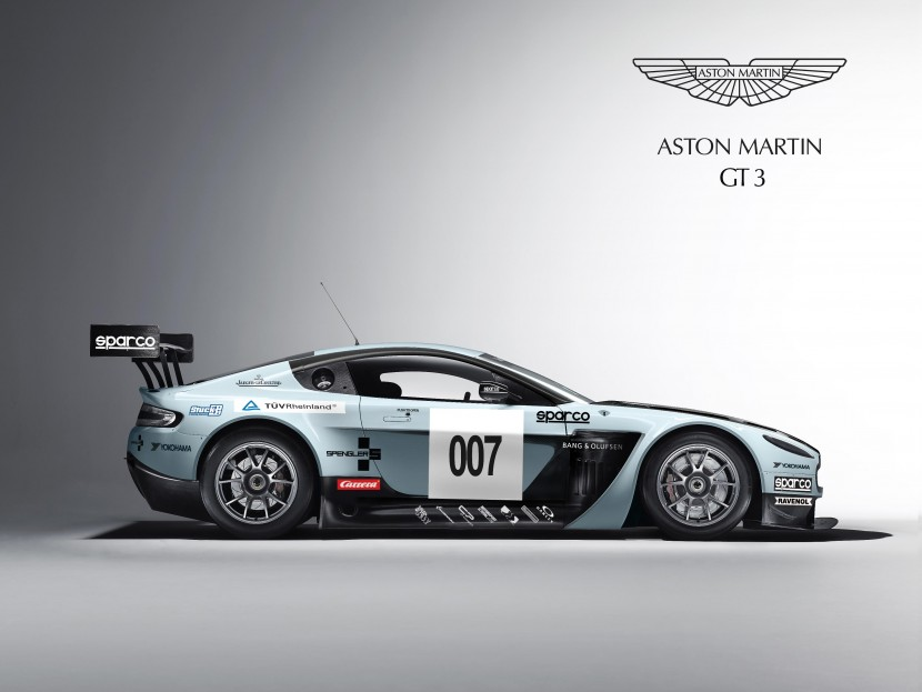 Aston Martin to enter 8 Vantage race cars for Nürburgring 24 Hour