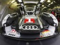 Behind the scenes of Audi as they race at Le Mans