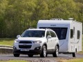Chevrolet develops the guide to safe caravanning