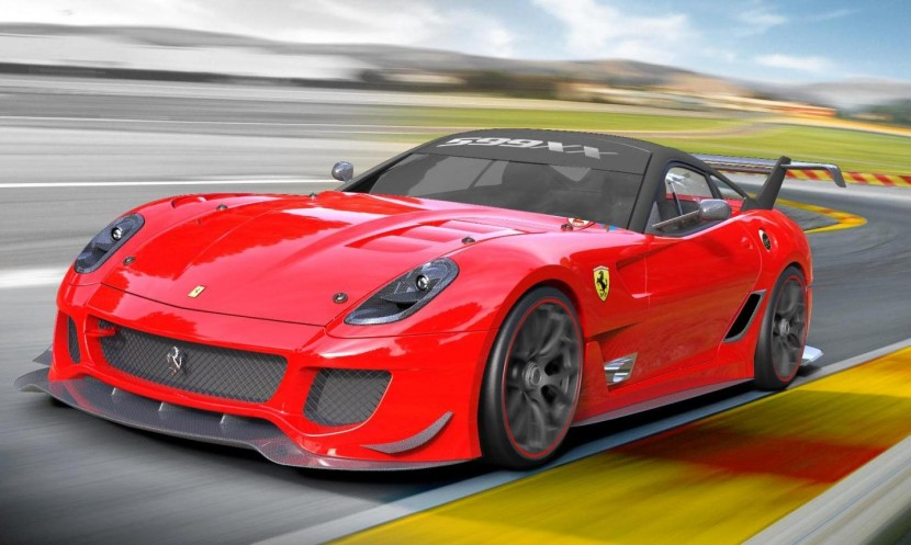 Ferrari to auction 599XX Evo for earthquake victims