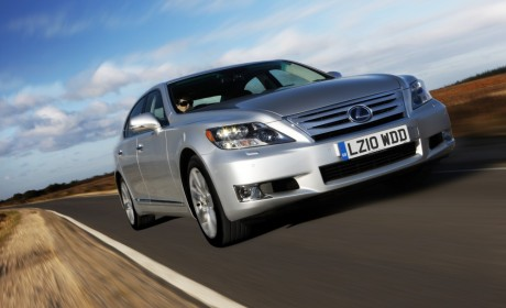 Honest John confirms Lexus quality in MoT tests