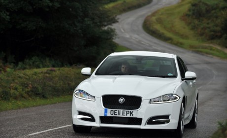 Jaguar XF is Honest John readers favourite
