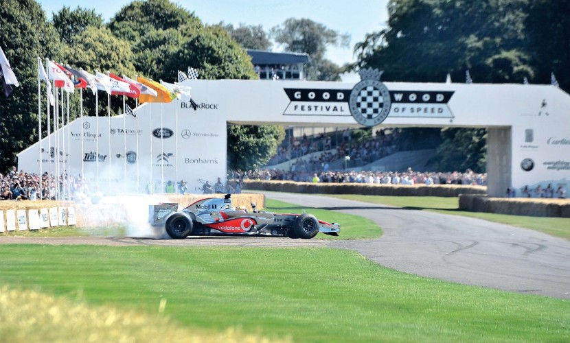 100 drivers and riders already confirmed for Goodwood Festival of Speed