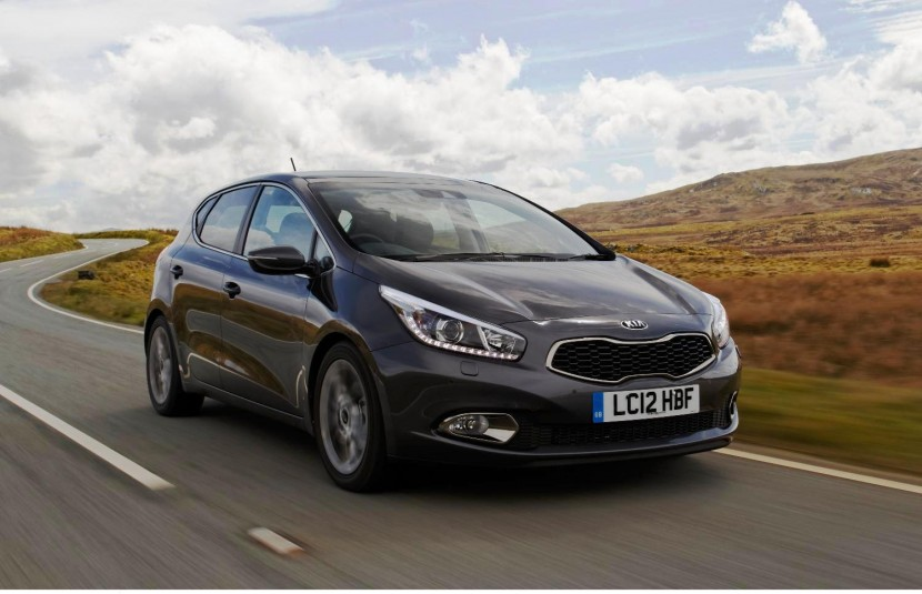 New Kia cee'd on sale from 1st June