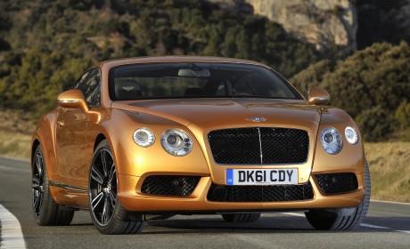 Bentley partners Pon in the Netherlands