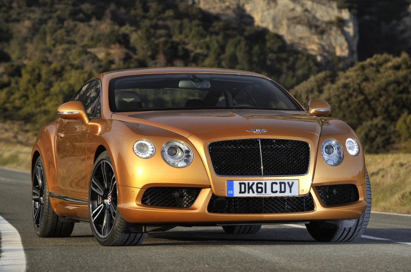 Bentley partners Pon in the Netherlands