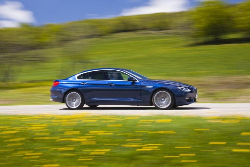 The new BMW 6 Series Gran Coupe arrives in June