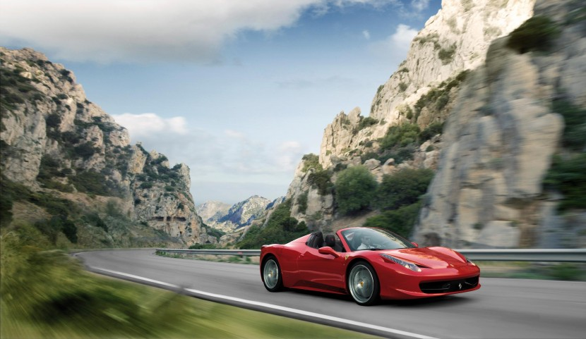 Ferrari customers head to Italy for historic drive