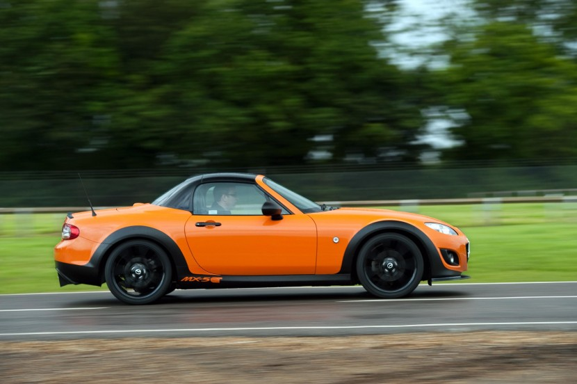 Mazda MX-5 GT Concept to run at Goodwood Festival Speed