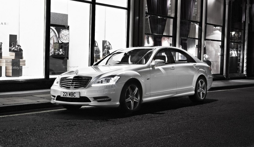 Seven years in a row for Mercedes-Benz S-Class at Auto Express awards