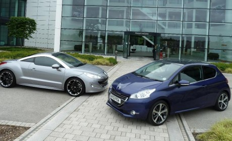 Peugeot 208 and RCZ Sports Coupé win Auto Express awards