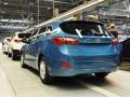 Production of new Hyundai i30 Tourer