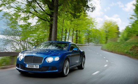 Fastest Bentley GT Speed to debut at the Goodwood Festival of Speed