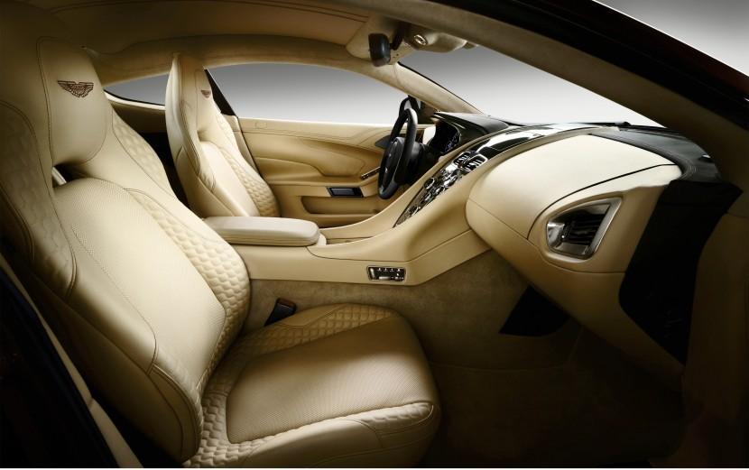 Aston Martin reveal the new Vanquish