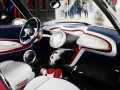 The new-look MINI Rocketman Concept dashboard