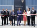 Lamborghini opens new building designed for the development of prototypes and pre-series vehicles