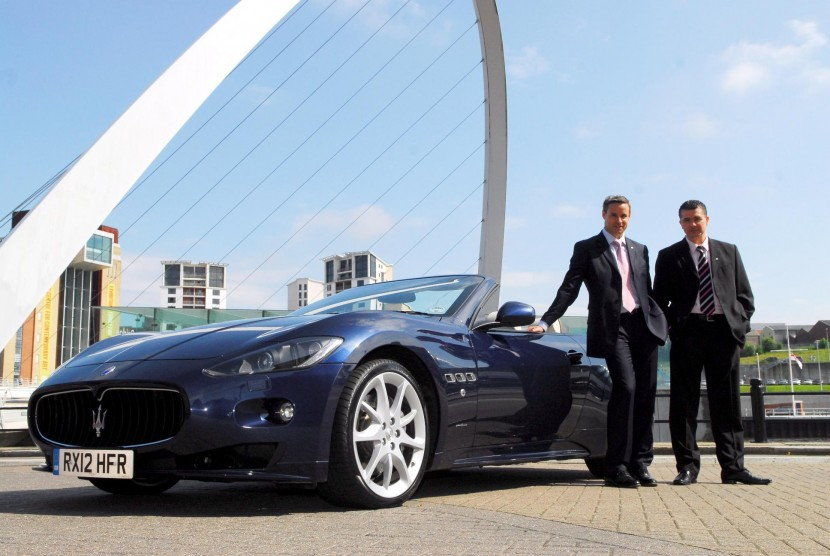 Benfield Maserati to be first official solus Maserati dealership