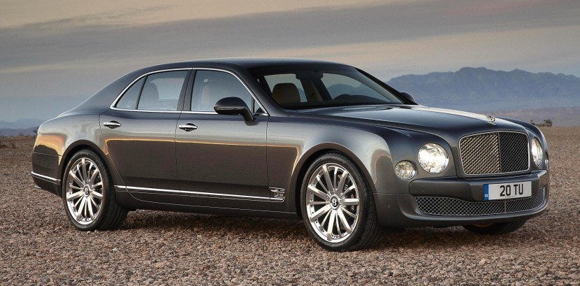 Sales leap by a third for Bentley in 2012