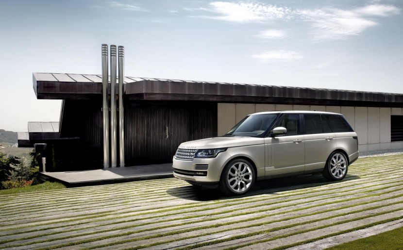 Land Rover reveal all new Range Rover