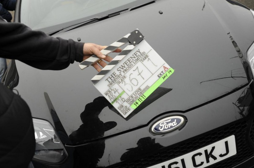 All-new Ford Focus ST premieres in The Sweeney movie