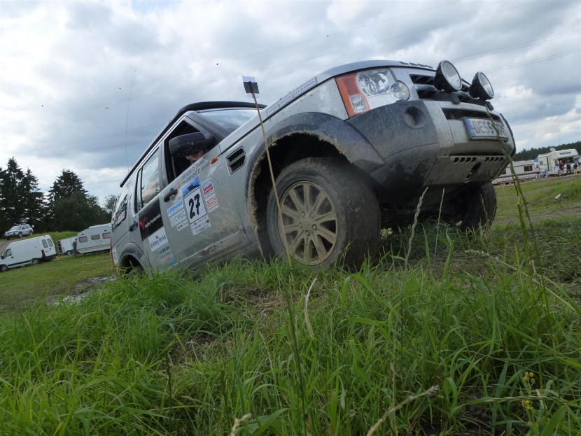 Help for Heroes 4×4 European Rally raises over £192,000
