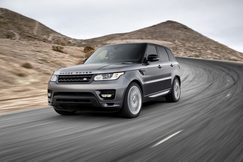 The new Range Rover Sport