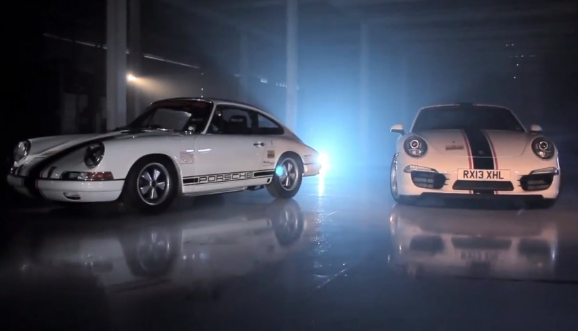 Porsche 911 Project 50 gets underway