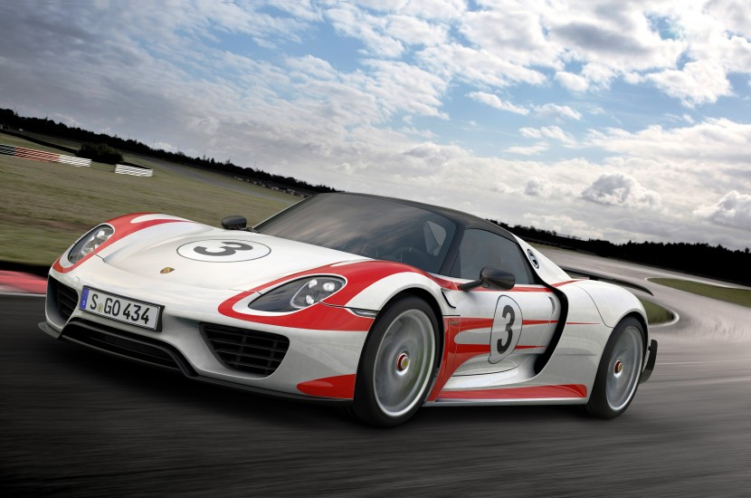 Porsche 918 Spyder is beats own benchmark values