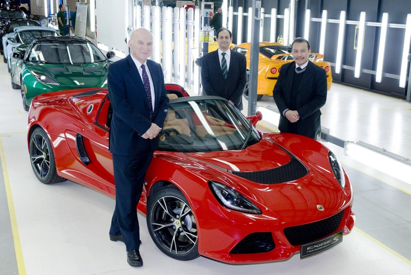 Lotus get multi million pound boost