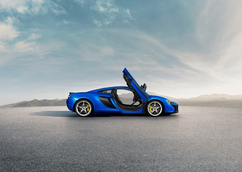 McLaren 650S prices to start from £195k 0-124mph in just 8.4 seconds