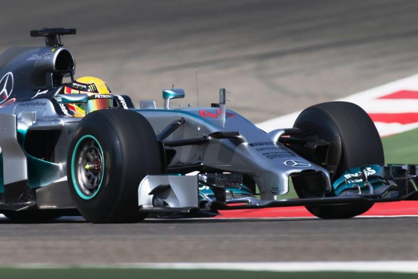 F1 2014 – All Change!