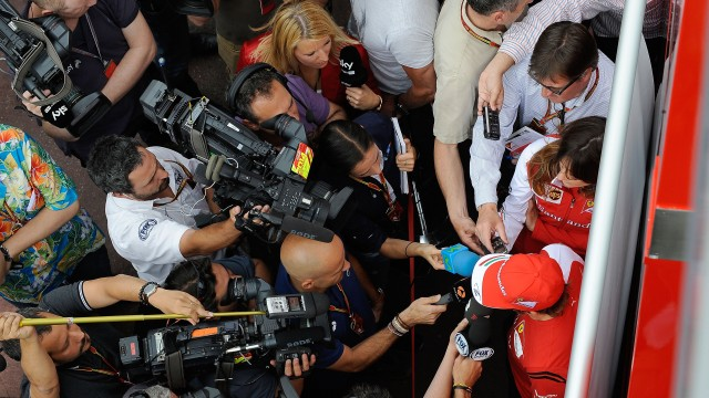 Interest in Alonso at Monaco GP F1 2014