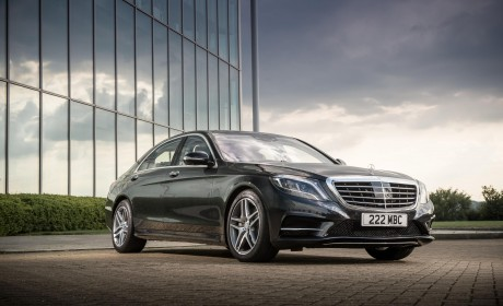 Diesel Car award S-Class Best Executive Car