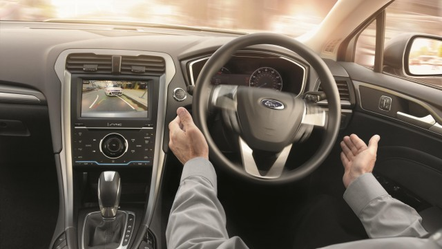 New Mondeo to offer Pedestrian Detection technology