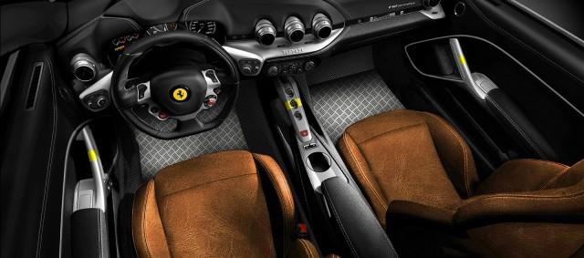 F12berlinetta Interior