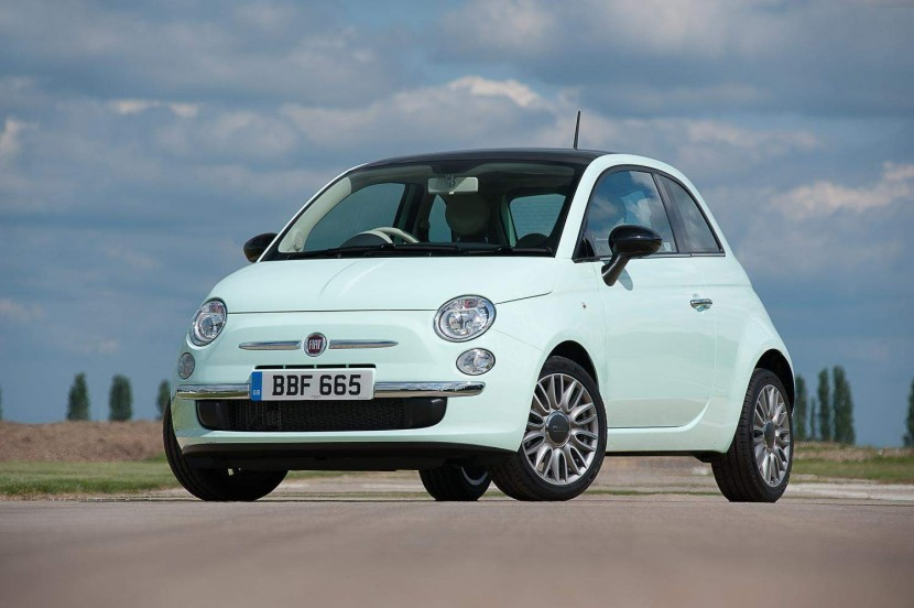 New FIAT 500 3 year deal car, servicing and insurance for young drivers