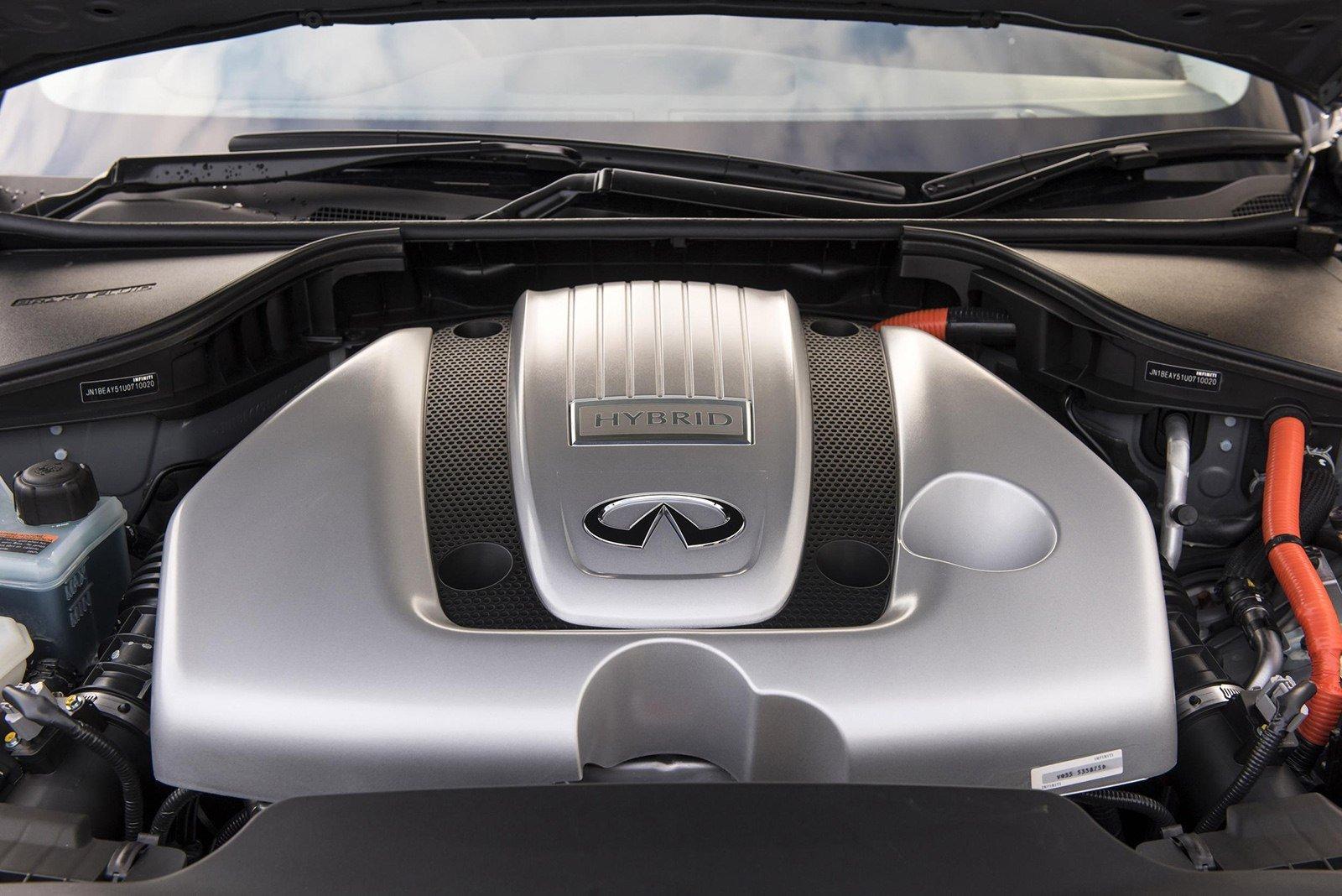 Infiniti Q70 Engine